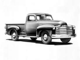 CHEVY/GMC TRUCKS  1936-46