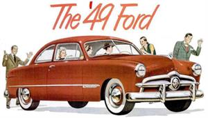 1949-56 Ford