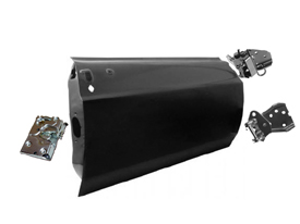 1968-72 CHEVROLET  Chevelle  Door & Quarter Window Parts