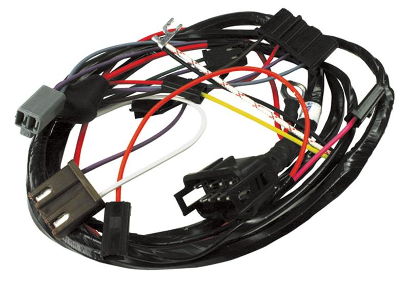 Engine Wiring Harness, 1968 Oldsmobile Cutlass