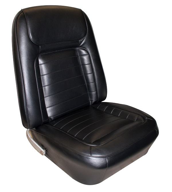 Seat Upholstery Imported 1968 Camaro Deluxe Seat Cover