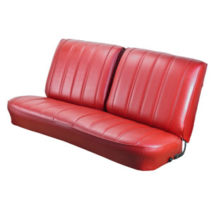 Seat Upholstery Imported 1966 Chevelle Seat Cover Rear