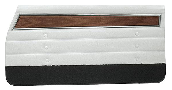 Door Panels Imported 1971 Cutlass 442 Front