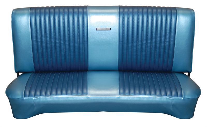 Seat Upholstery Imported 1965 Falcon Ranchero Futura