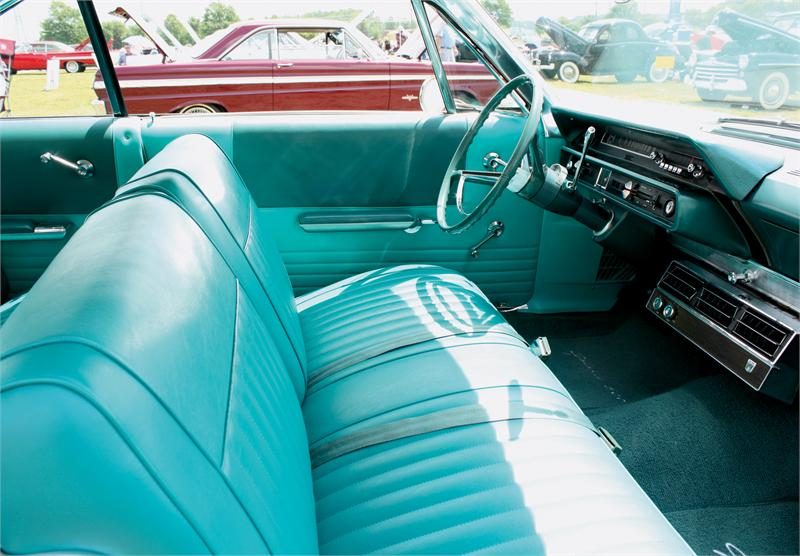 Seat Upholstery 1965 Galaxie 500xl 500 Seat Cover Front