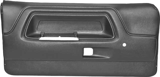 Door Panels 1970 74 Dodge Challenger Plastic