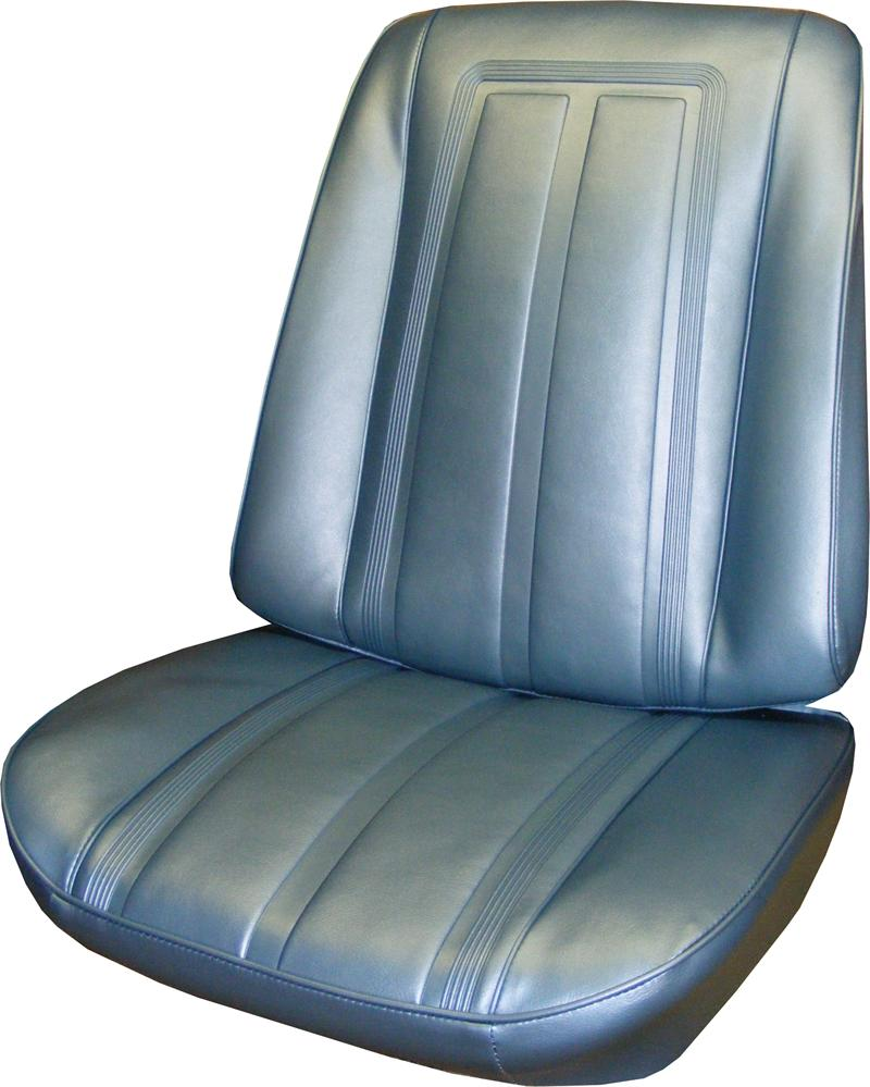 Seat Upholstery Us Made 1966 Chevy Ii Nova Seat Cover