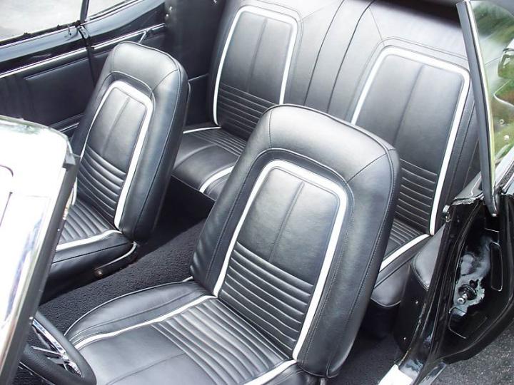 Interior Kit 1967 Camaro Coupe Hardtop Deluxe Interior