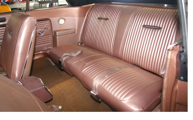 Seat Upholstery 1967 Dodge Coronet RT 500 440 Cover