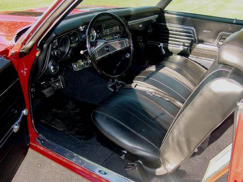 1969 Chevelle Interior Kits
