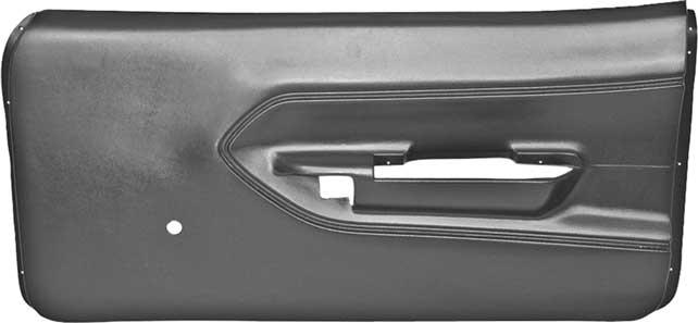Door Panels 1970 74 Cuda Barracuda Plastic