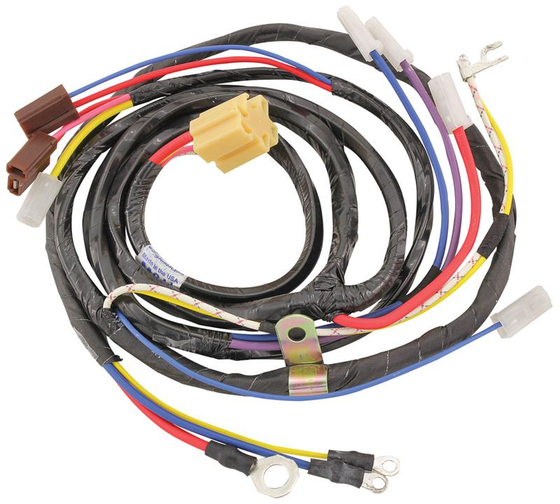 22090 engine wiring harness all w ignition switch to engine, 1959 cadillac cadillac wiring harness 2016 ats at nearapp.co
