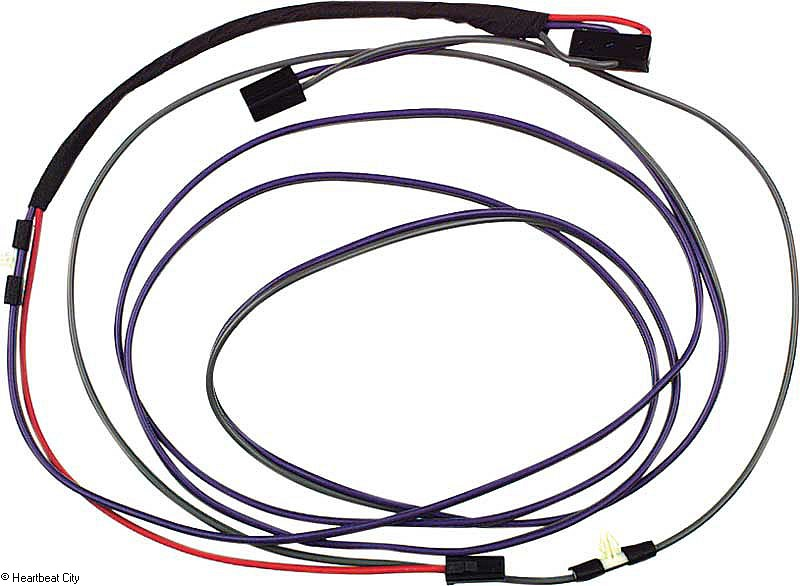 Chevrolet Trailer Wiring Harness