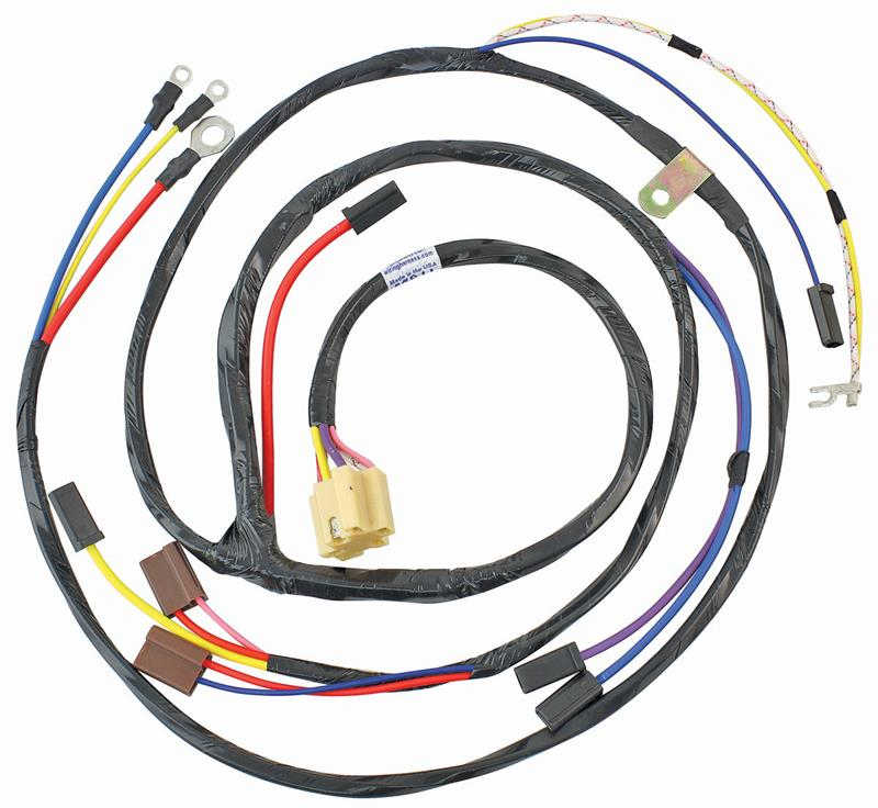 27705 engine wiring harness all w ignition switch to engine, 1960 cadillac 1959 cadillac wiring harness at fashall.co