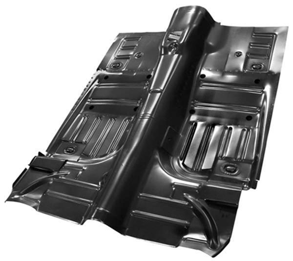 floor pan complete 1965 73 mustang convertible