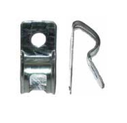 38GCLB double fuel line retainer 3 8 in 1 4 inch 100 pieces, gm