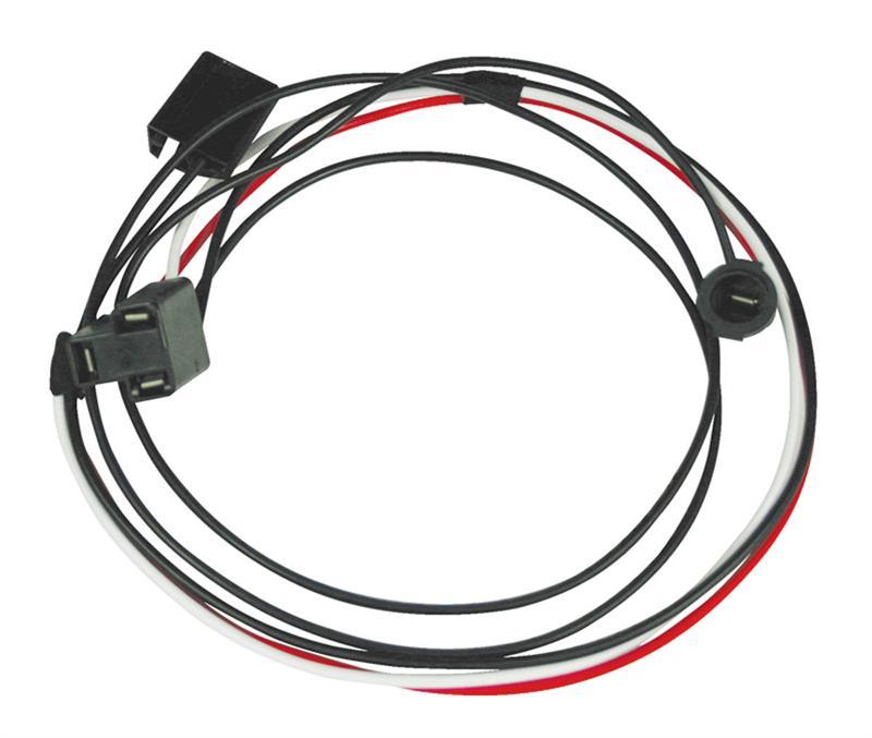 heater wiring harness w o a c 1966 67 pontiac gto