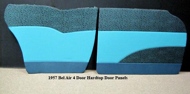 1957 Chevrolet Belair 4 Door Hardtop Interior Package Kit