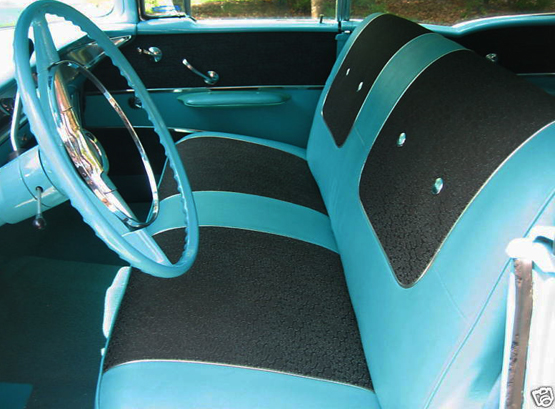 1957 Chevrolet Belair 2 Door Hardtop Interior Package Kit