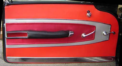 1958 Chevrolet Impala Door Panels Amp Inner Rear Panels