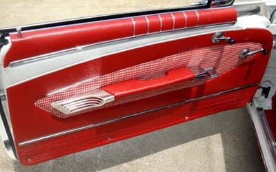 Front Door Panels 1960 Impala El Camino