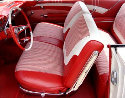 1960 Chevrolet Impala Hardtop Interior Package Kit