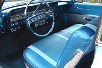 1961 Chevy Impala Convertible Interior Package Kit