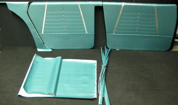 1964 Chevy Impala 4 Door Hardtop Amp Sedan Interior Package Kit