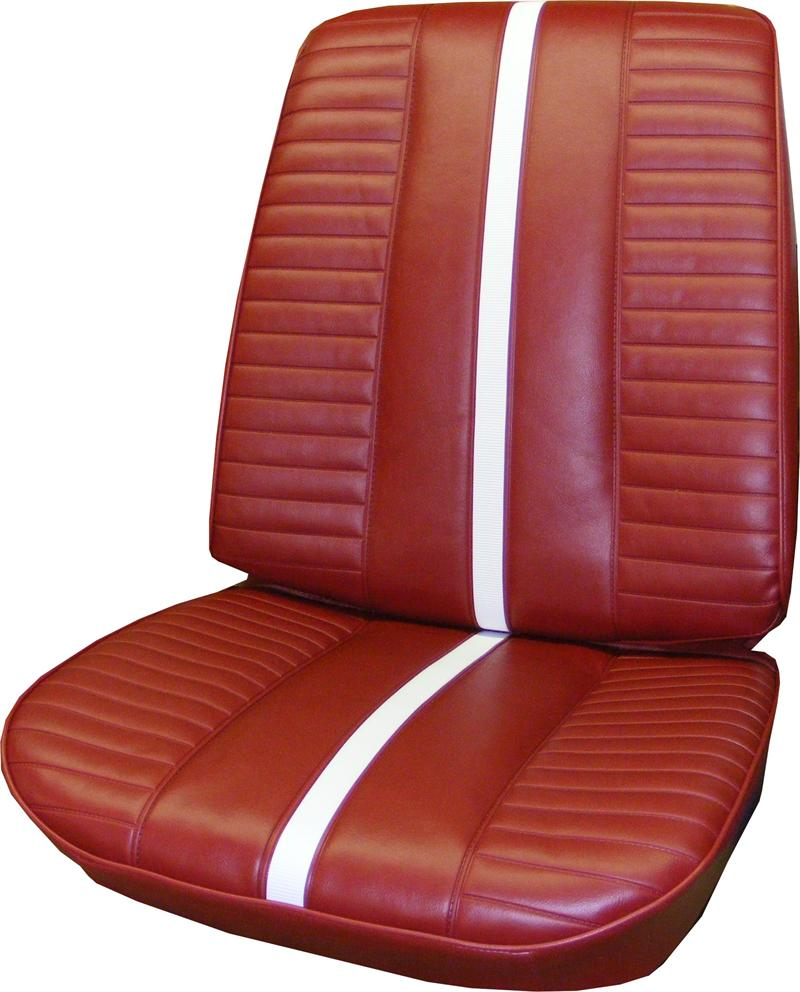 Seat Upholstery Us Made 1967 Chevy Ii Nova Seat Cover