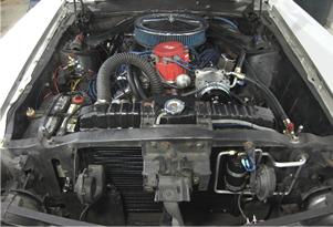 1967 68 Ford Mustang Vintage Air Gen Iv Surefit Air