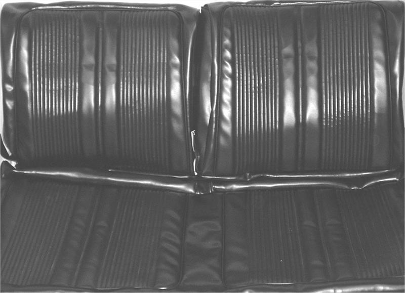 Seat Upholstery 1969 Dodge Coronet Bench 500 Amp 440 Super