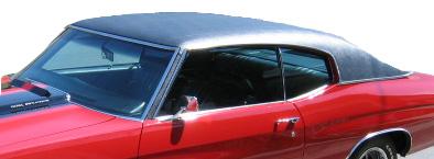 Vinyl Top 1968 72 Chevelle Skylark Gto Lemans Vinyl