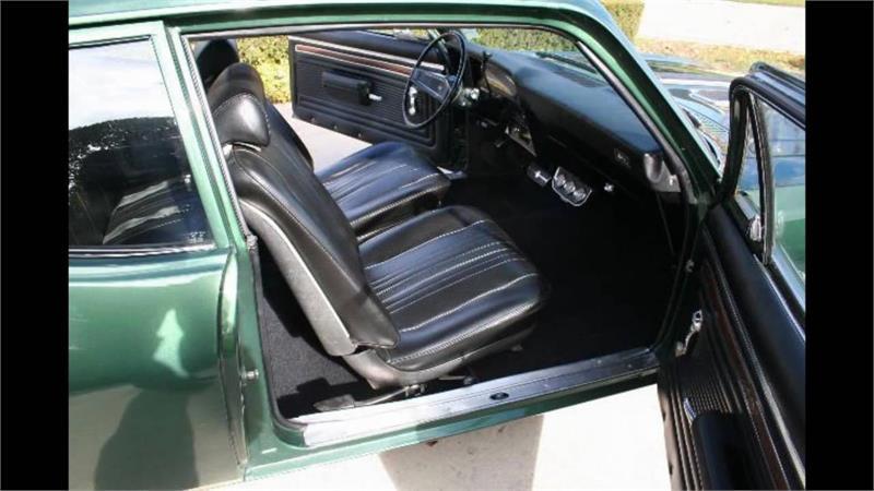 1972 nova custom 2 door interior kits. Black Bedroom Furniture Sets. Home Design Ideas