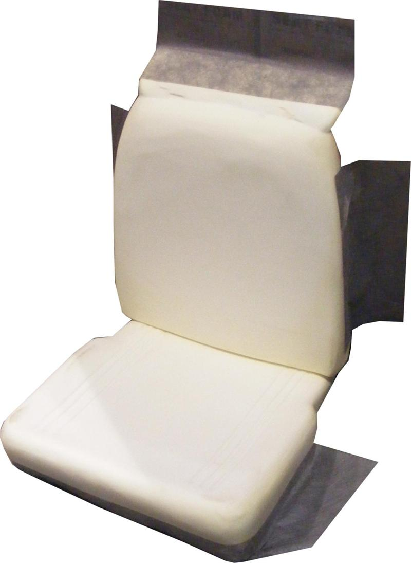 Truck Bench Seat Foam Replacement