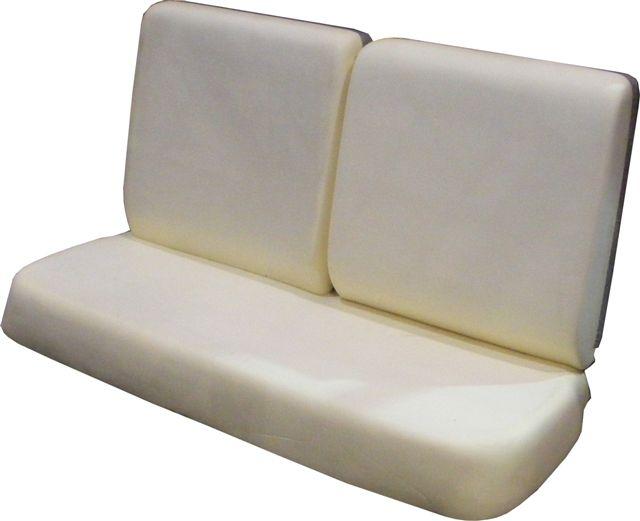 Seat Foam Buns Bench W O Armrest Us Made 1968 70