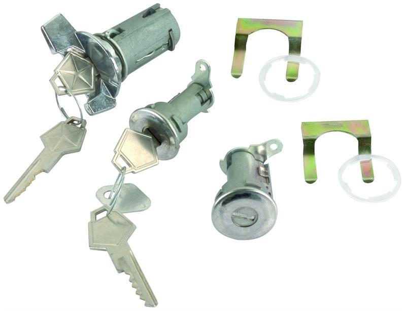 Ignition Amp Door Lock Kit Original Style W Tilt