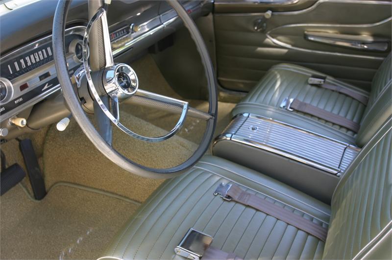 Seat Upholstery 1963 Falcon Ranchero Futura Seat Cover