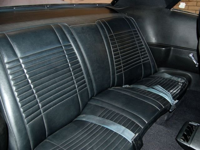 Seat Upholstery 1970 Dodge Challenger Se Rt Seat Cover