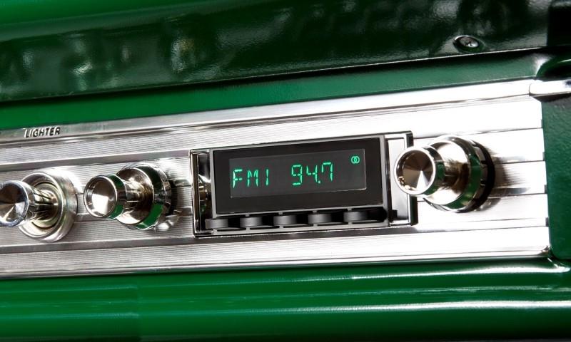 Black Chrysler 200 >> RetroSound Hermosa, 1961-64 Chevrolet Impala, Biscayne