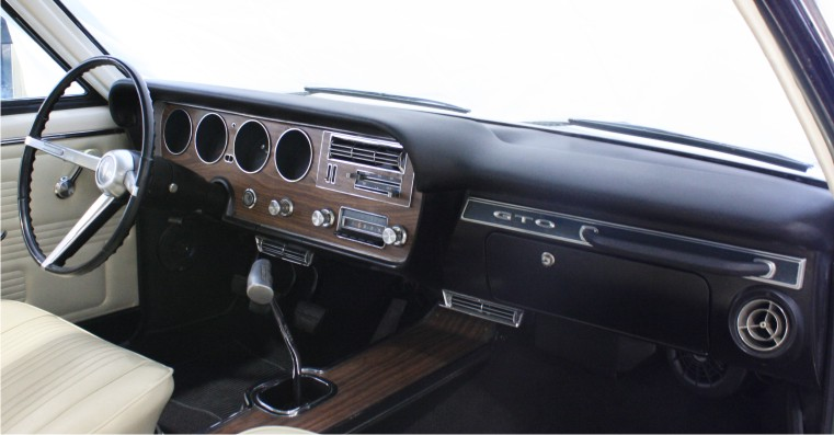 196467 GTO LeMans Tempest Vintage Air Gen IV Air Conditioning