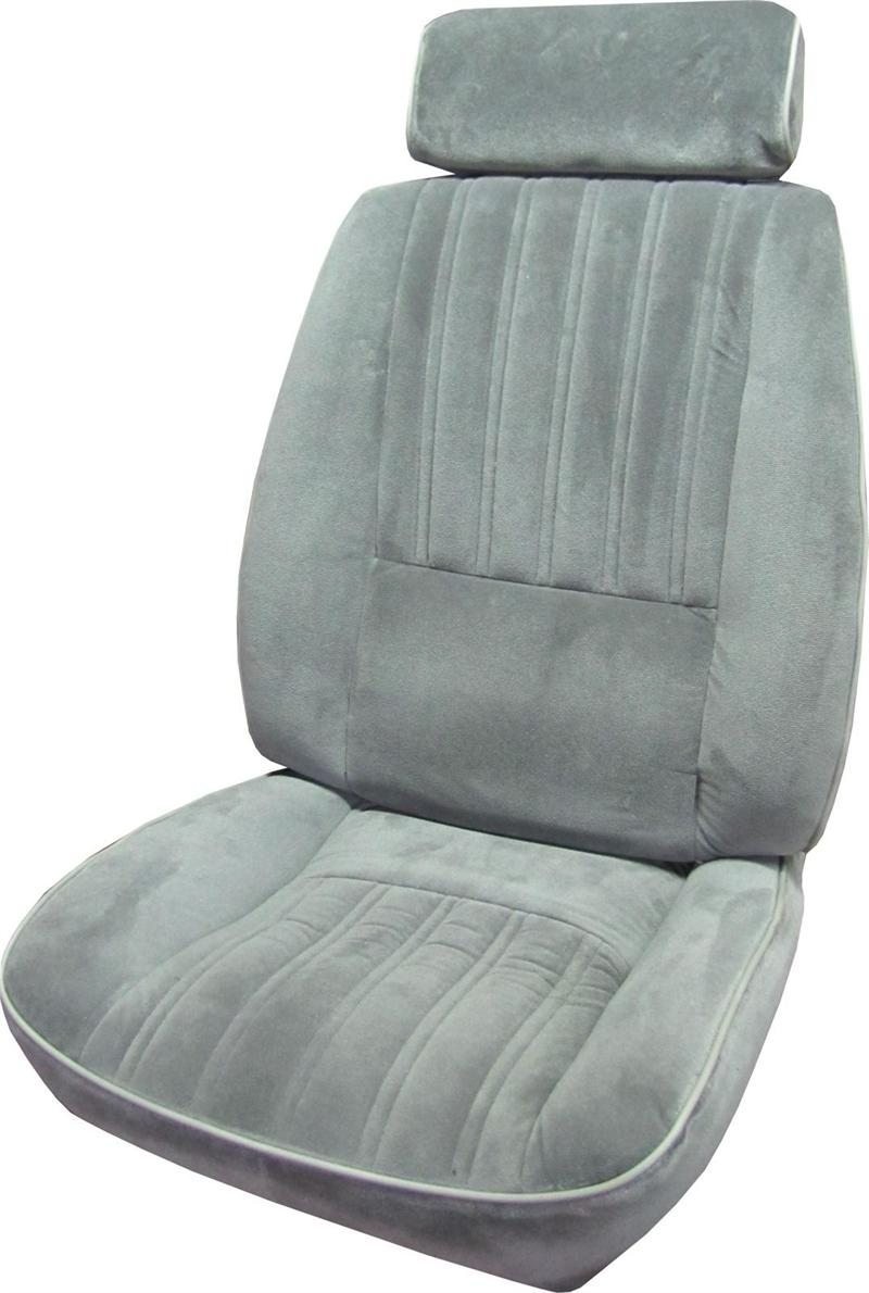 Seat Upholstery 1987 Buick Regal T Type Bucket Seat Cover