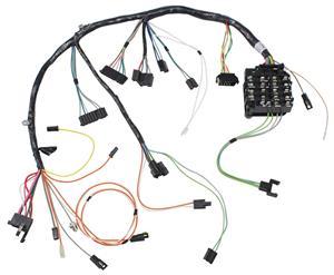 dash wiring harness all 1965 oldsmobile cutlass. Black Bedroom Furniture Sets. Home Design Ideas