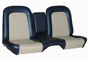 Seat Upholstery Imported 1965 Mustang Seat Cover Front