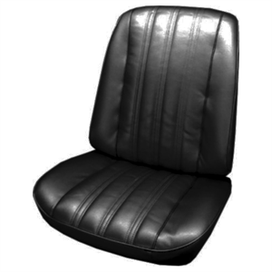 Seat Upholstery Imported 1966 Impala Seat Cover Front