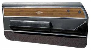 Custom door panels 1965 riviera front for 1965 buick riviera interior parts