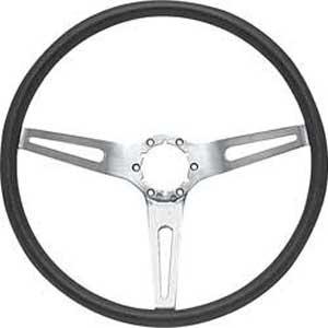 Honda El Monte >> Steering Wheel, Comfort-grip, Black, Red, Blue or Saddle, 1969 Chevelle/ El Camino/ Camaro/ Nova