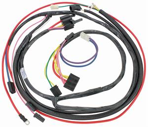 engine wiring harness all w ignition switch to engine 1964 cadillac rh autoobsession com 1964 cadillac deville wiring harness