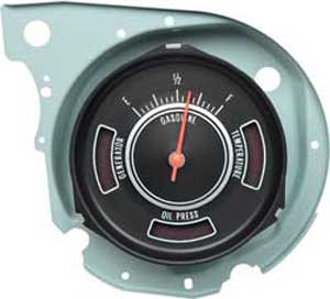 Fuel Gauge, 1969 Chevelle/ El Camino