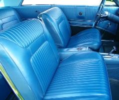 1964 Chevy Impala Ss Hardtop Convertible Interior Package Kit