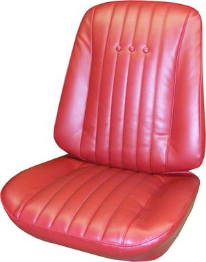 Seat Upholstery Us Made 1968 Chevelle El Camino Beaumont Seat Cover